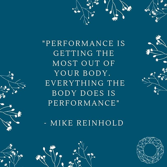 """Often patients see our work with athletes, either in the clinic or traveling, and comment that """"oh, I'm not at the same level as your high-performance athletes"""" . What most patients don't realize is performance doesn't have to be sports.  Everything the body does is performance: sport, exercise, work and daily tasks. . Performance  starts with how well we move.  If we are not moving well, you're not getting the most out of your body. . So check in with yourself - how well is your body performing?  Not optimally?  Poor performance usually shows itself as poor movement.  Poor movement often appears as compensation strategies.  Over time, compensation can lead to injury. . Recognize poor performance early!  We can help!  Let's get the most out of your body - it's the only one you have! . . . . . . #ancaster #ancasterontario #physiotherapy #physicaltherapy #ancasterphysio #ancasterphysiotherapy #injury #sportinjury #rehab #wellness #performance #movement #sports #tiptuesday #optimalmovement #bestyou"""