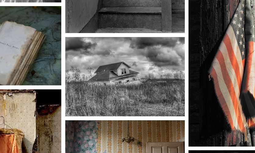 The  Forsaken  Exhibition runs from July 28 -- August 27 at the Southeast Center for Photography.