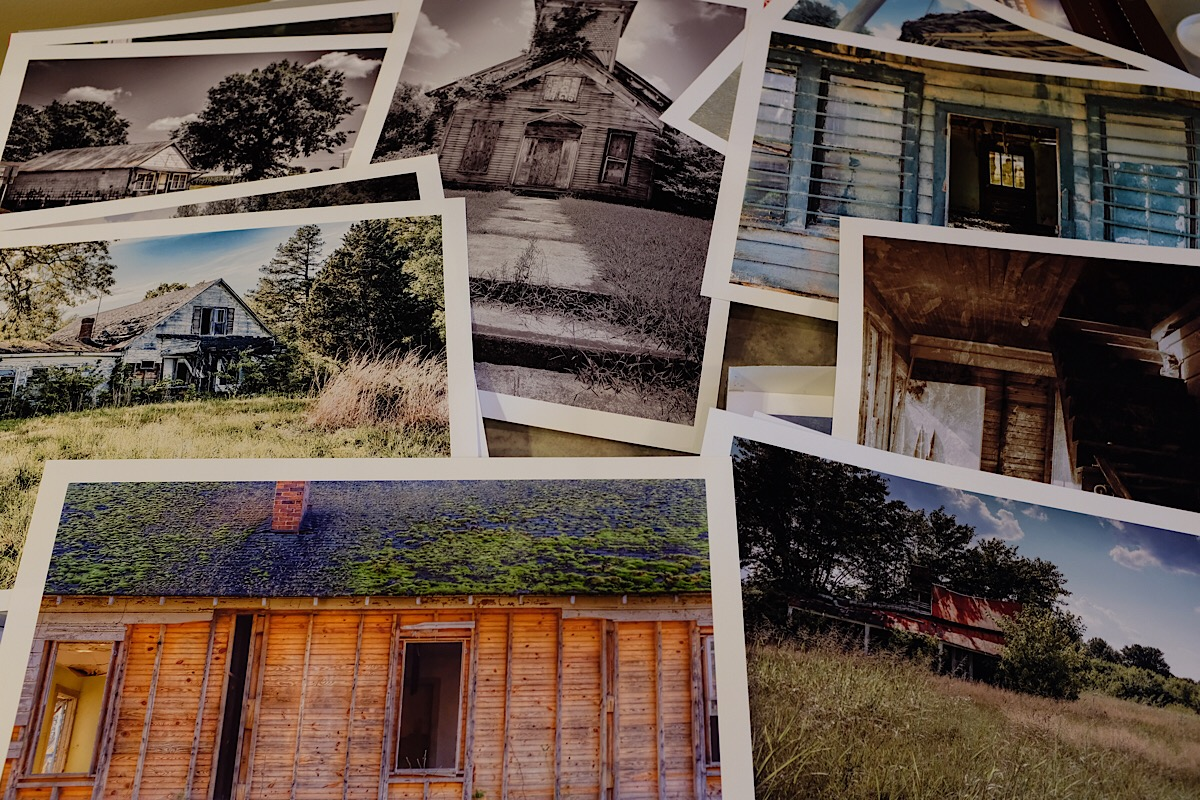 American Dream Series  13 x 19 inch portfolio prints.