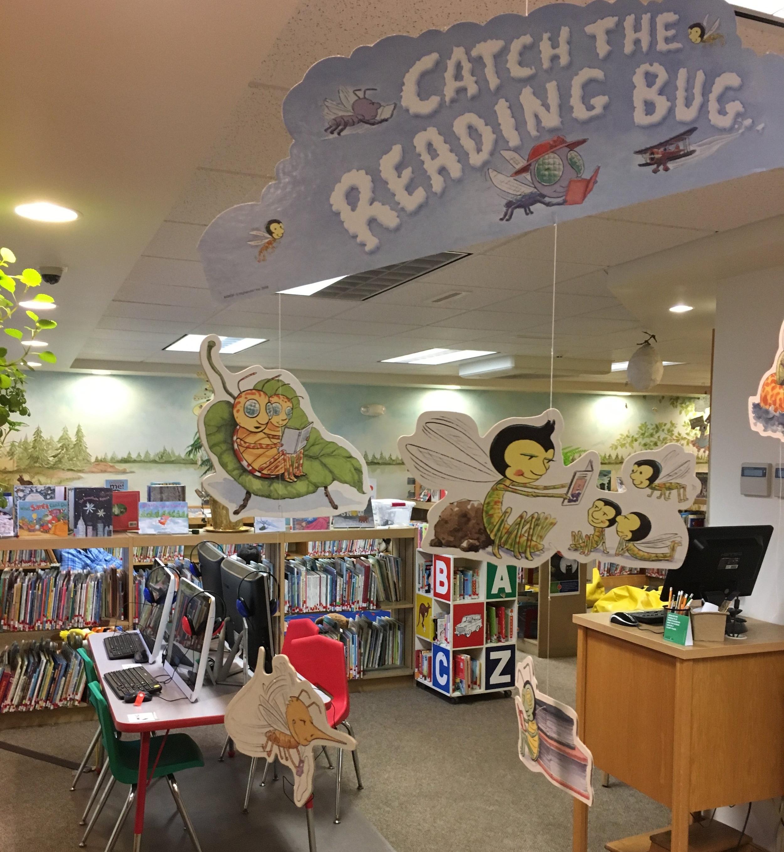 canton library -