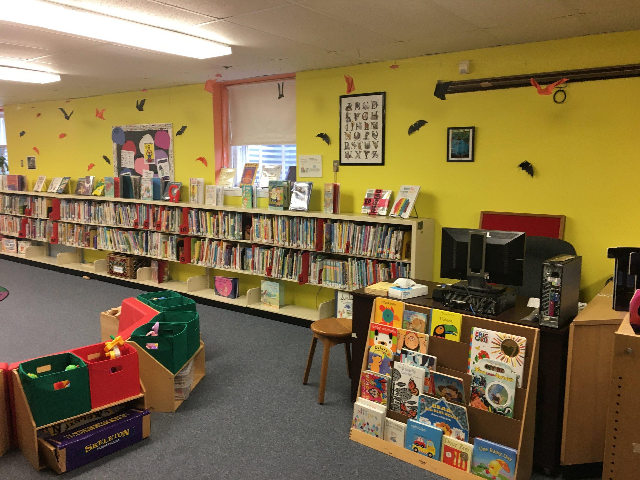 ogdensburg library -