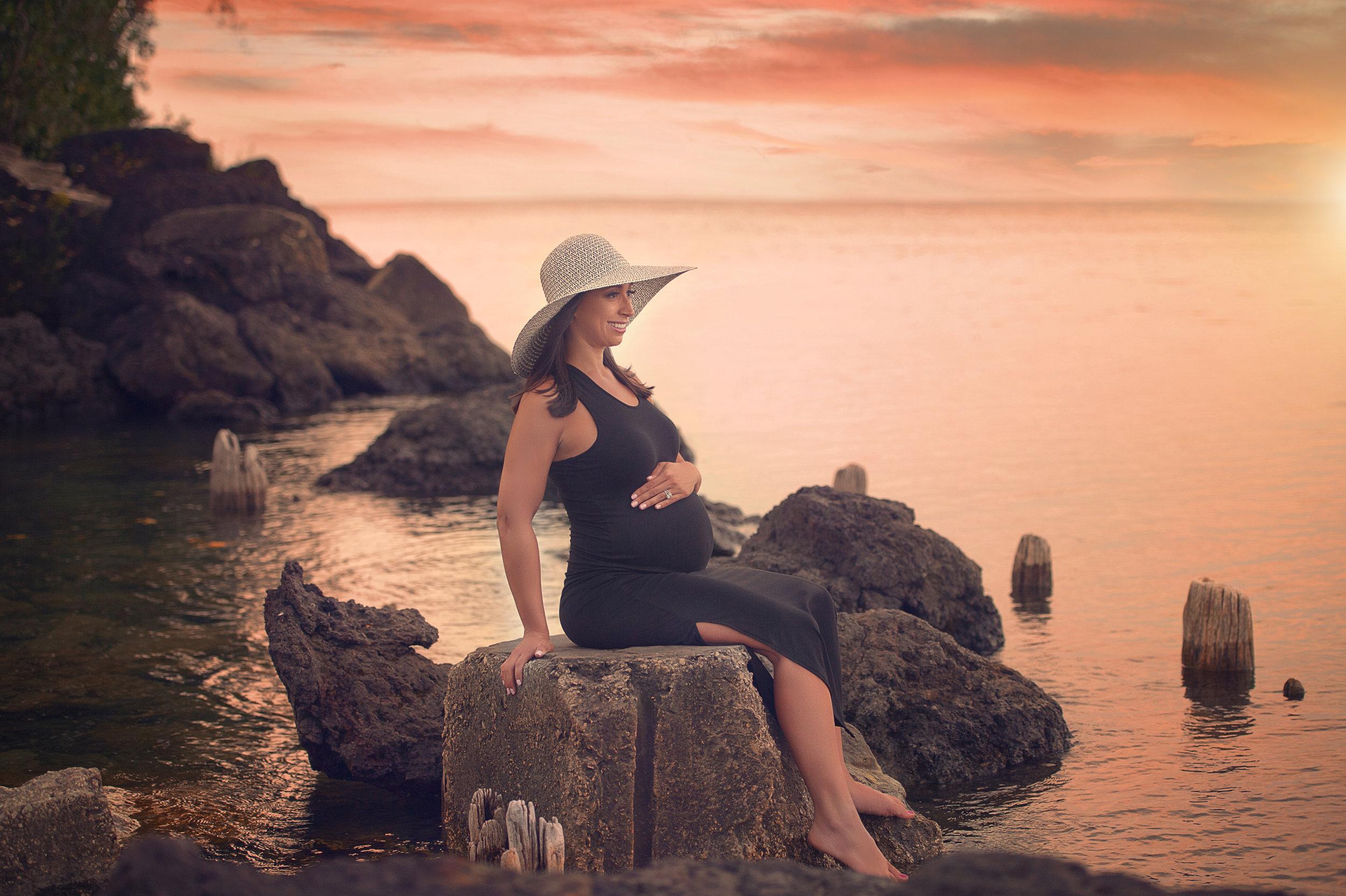 Chicago-Maternity-Photographer-Outdoor-Pregnancy-Photos-1