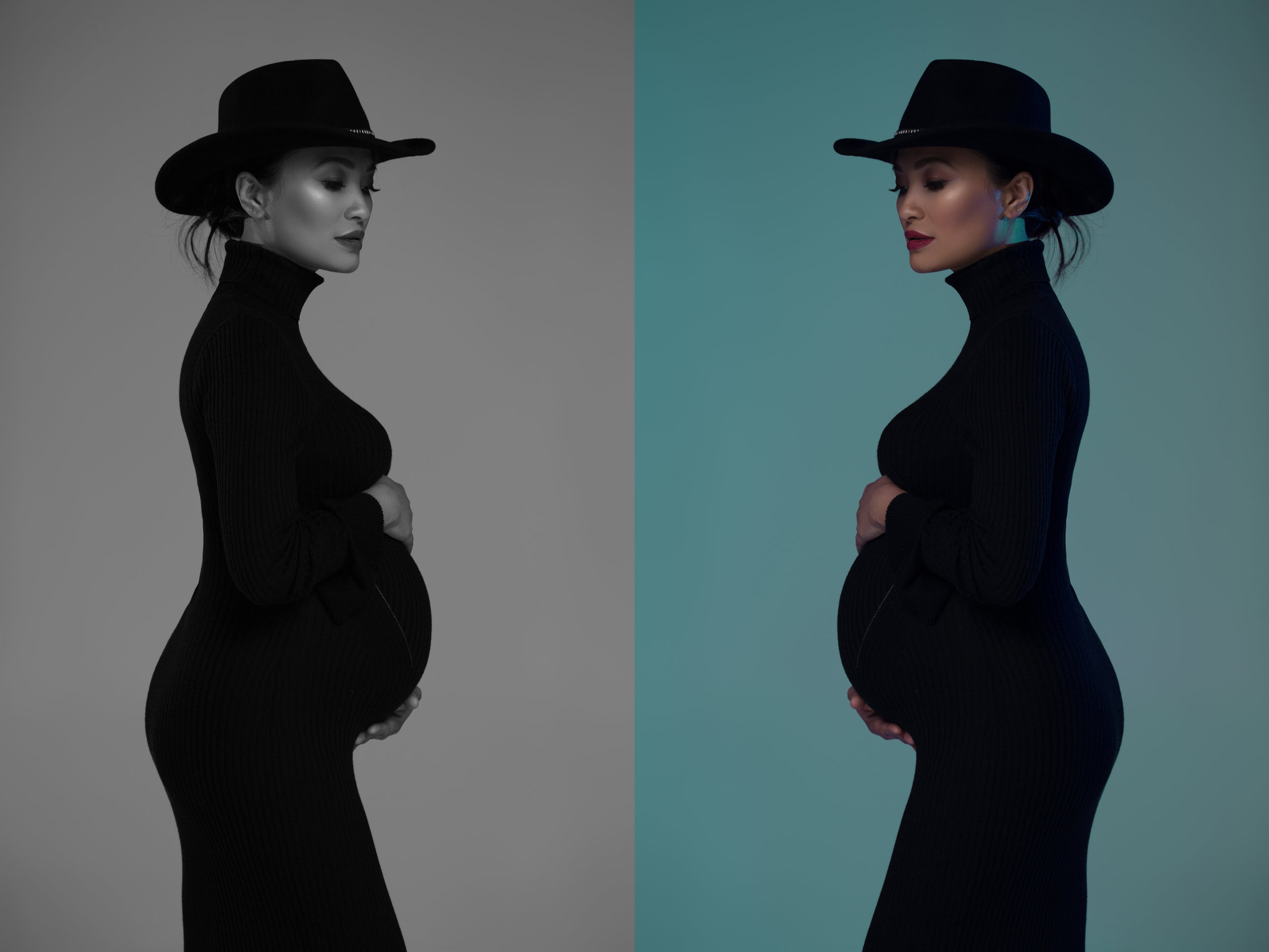 Chicago-Fashion-Maternity-Photography