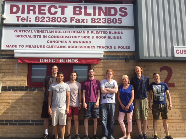 Our team of Manufacters and assemblers all styles of blinds -