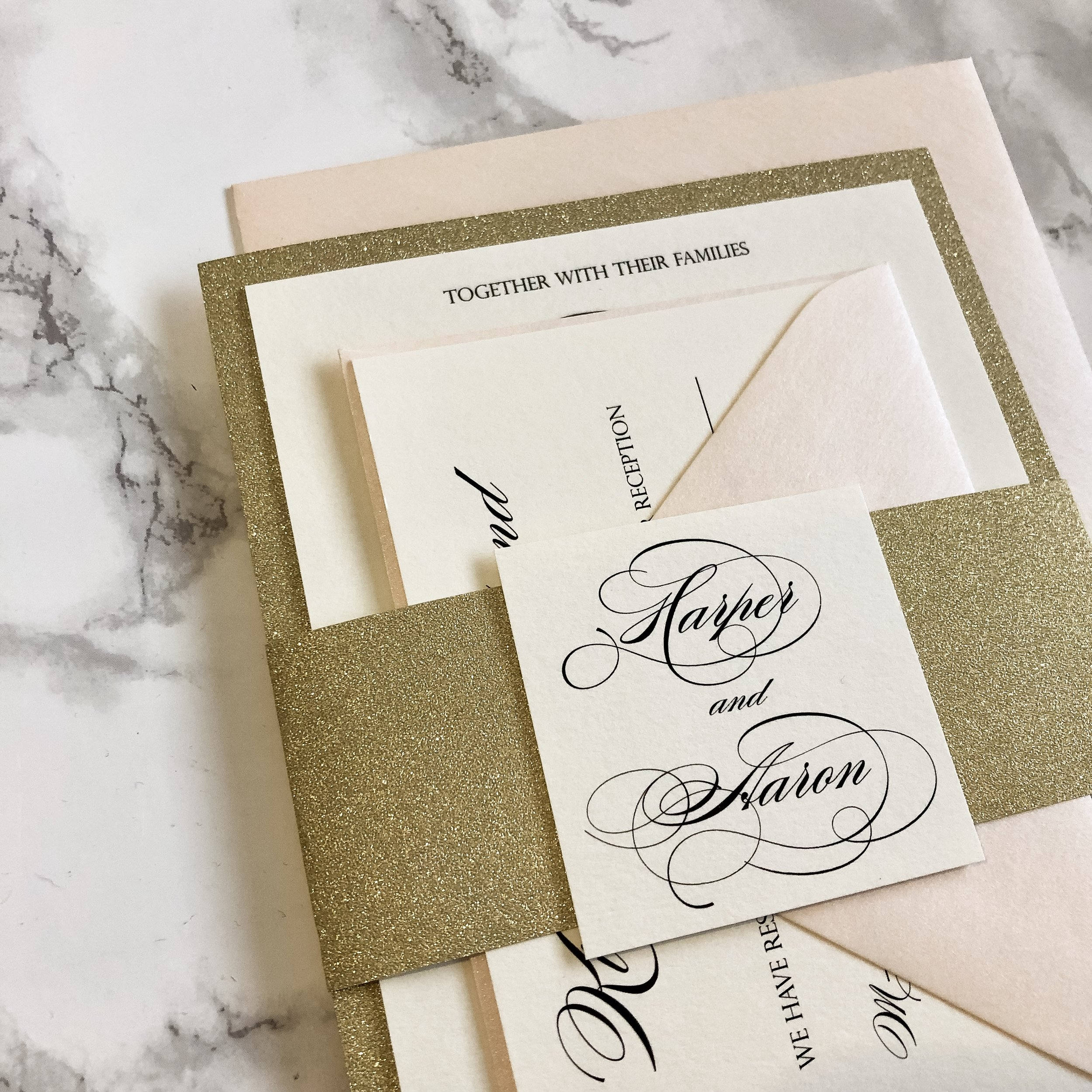 SPRING WEDDING INVITATIONIDEAS -