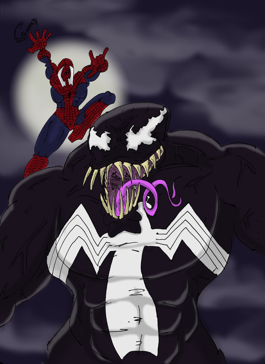 Other People's Shit: Spidey VS Venom