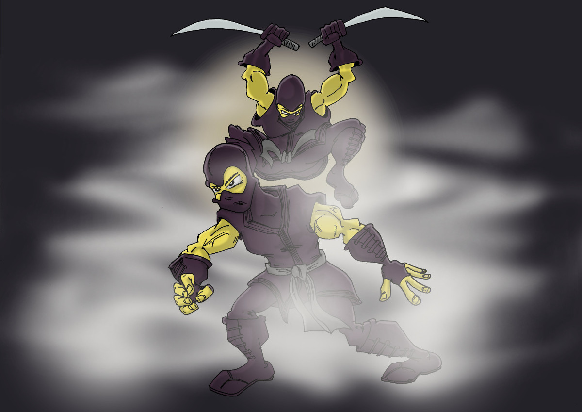 Two Ninja