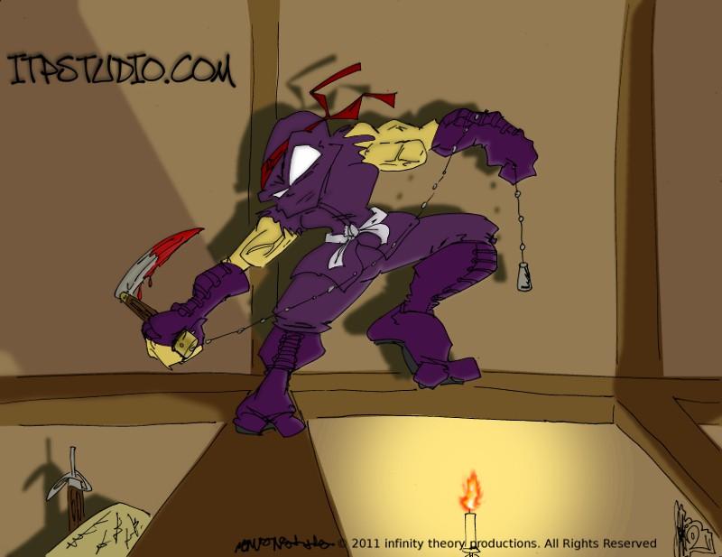 Murmkuma: The Ninja