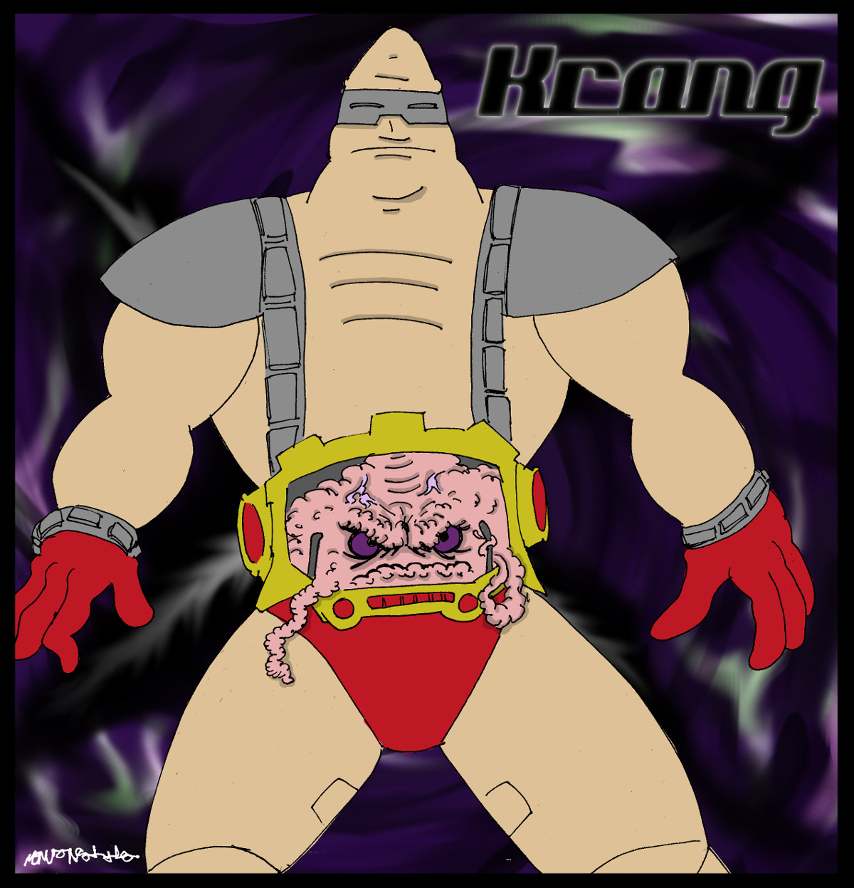 Other People's Shit: Krang