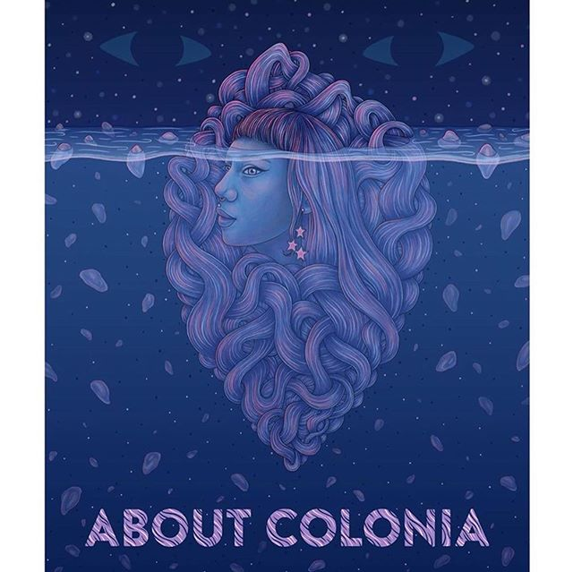 💐🎥💗Congratulations to @eduverandi and the whole #AboutColonia ensemble and crew - Official Selection of this year's Seattle Latino Film Festival. Proud to have my music included in this film. 💗 illlustration by @gabydalessandro  #AboutColonia #NarrowMoat #TheDominicanGirl #latinovoices #CaribbeanCinema #postcolonial #indiefilmmaking #seattlelatinofilmfestival