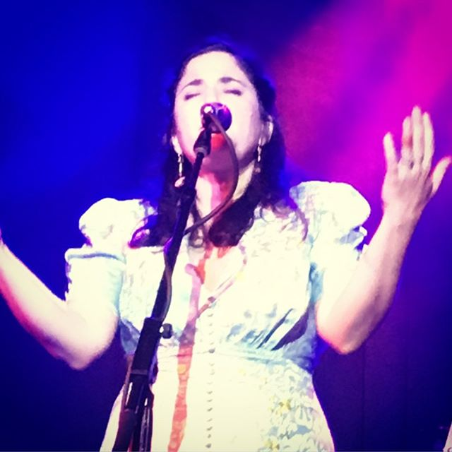 Last night was a dream... Thank you NYC 💗 'El Machete' drops at midnight ✨