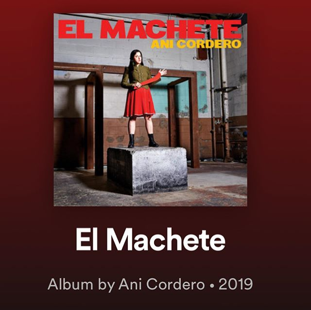 """Llegó """"El Machete"""" and I'm having all the feels...😭😃😊 💗🇵🇷🌱🗡🔮 . . . . #newalbum #albumrelease #newmusic #songwriter #indie #boricua🇵🇷 #love #music #musician #elmachete #panapenrecords #artivista #artivist #feminista #feminist #latinx #latinxscreate #boricuasbelike #latinxmusic #musicaprotesta"""