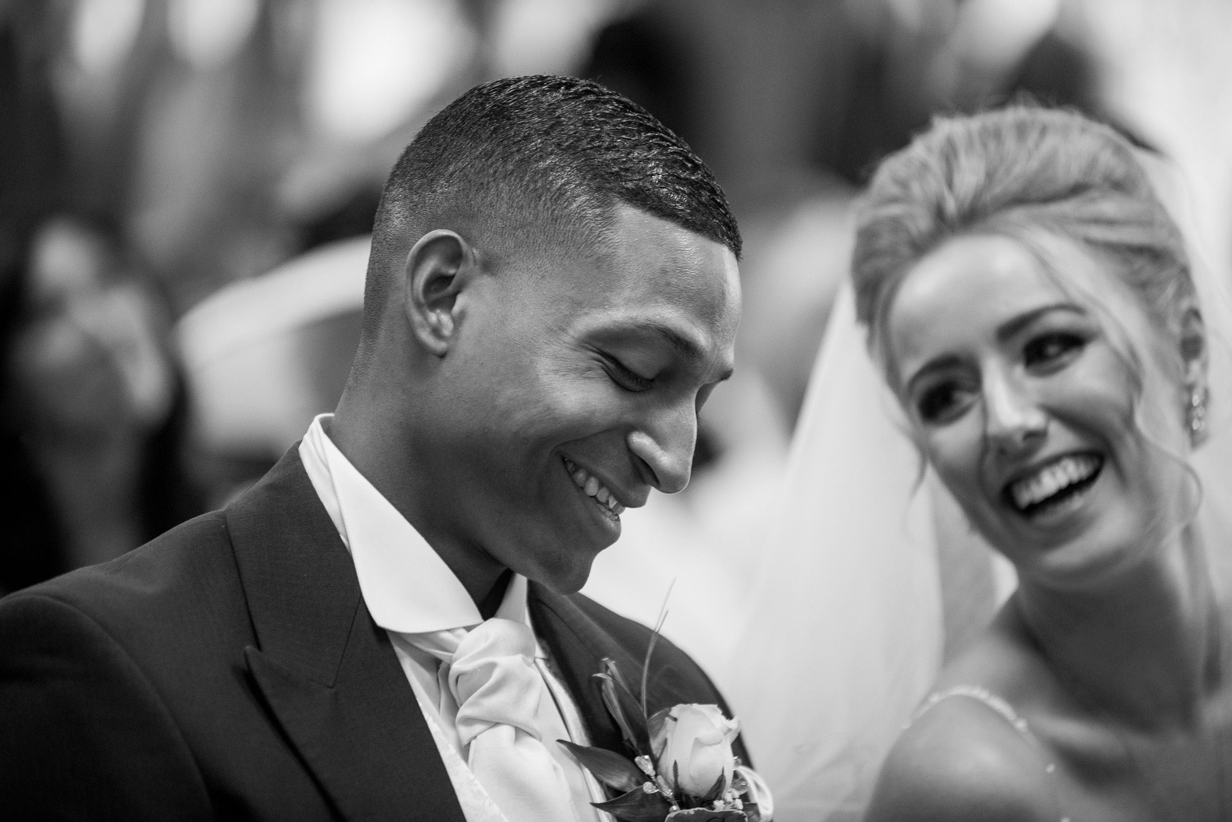 Professional Wedding Photography - James A Photography