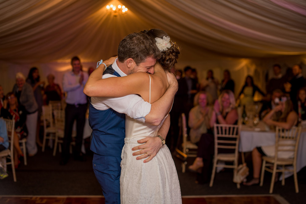 James exceeded our expectations in every way. Our wedding photos are stunning, with James meticulously capturing our entire day from early morning to late evening with the style and grace of a true professional who truly loves his work.    Amber Cooper - Bride