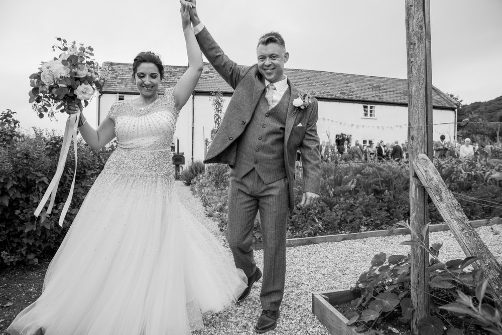 James was such a fantastic addition to our wedding, he was so friendly and warm that he put both my partner and I at ease. He managed to blend in like part of the family, so we got amazing natural shots of everyone throughout the day.    Hannah - Bride