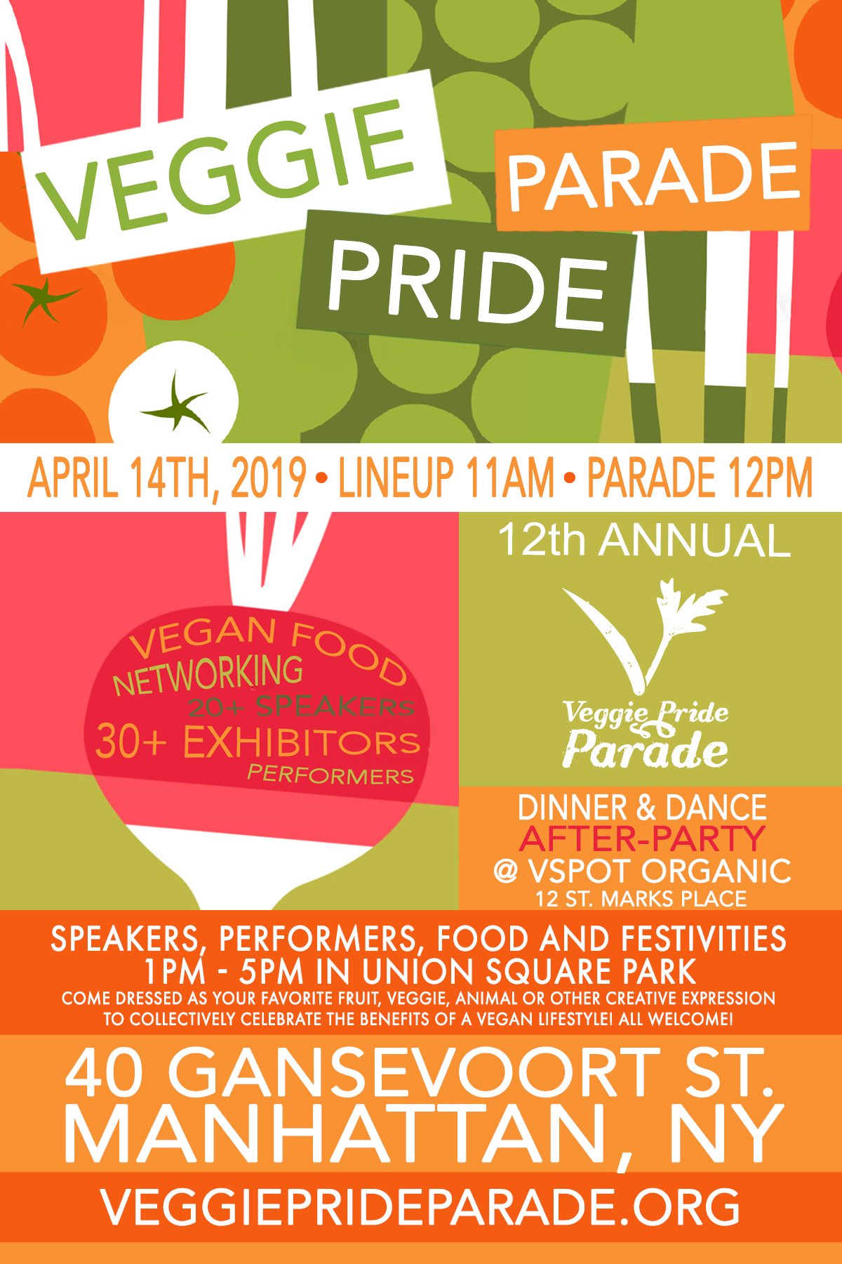 Exhibitors — Veggie Pride Parade