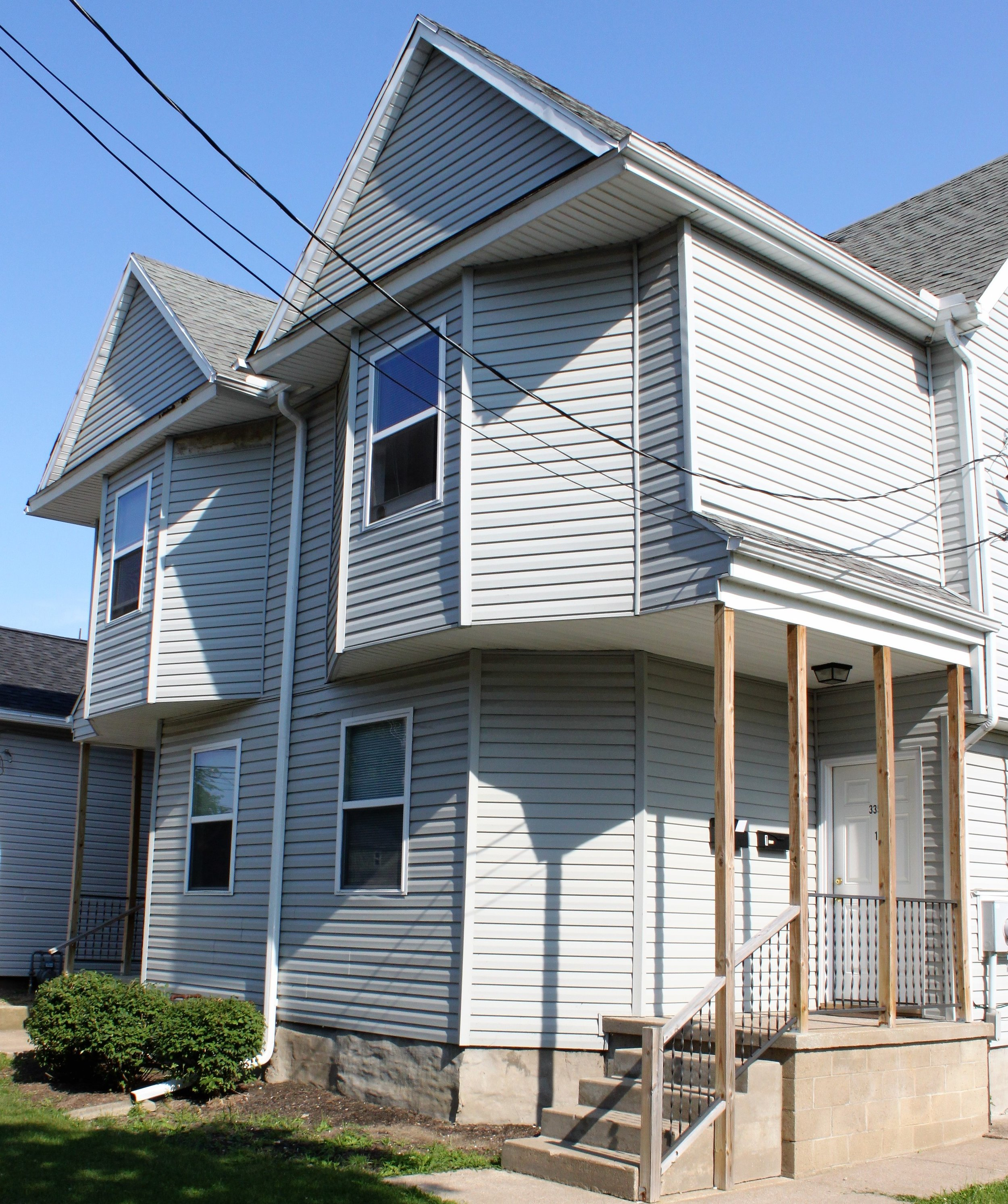Charles Commons - 333 West 4th St. Erie Pa 16507Four two bedroom newly remodeled units. A stone's throw from the Gannon athletic fields. This awesome building is energy efficient, has off street parking, a large yard, and onsite laundry.