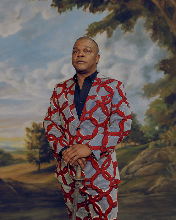 Kehinde Wiley, 2018
