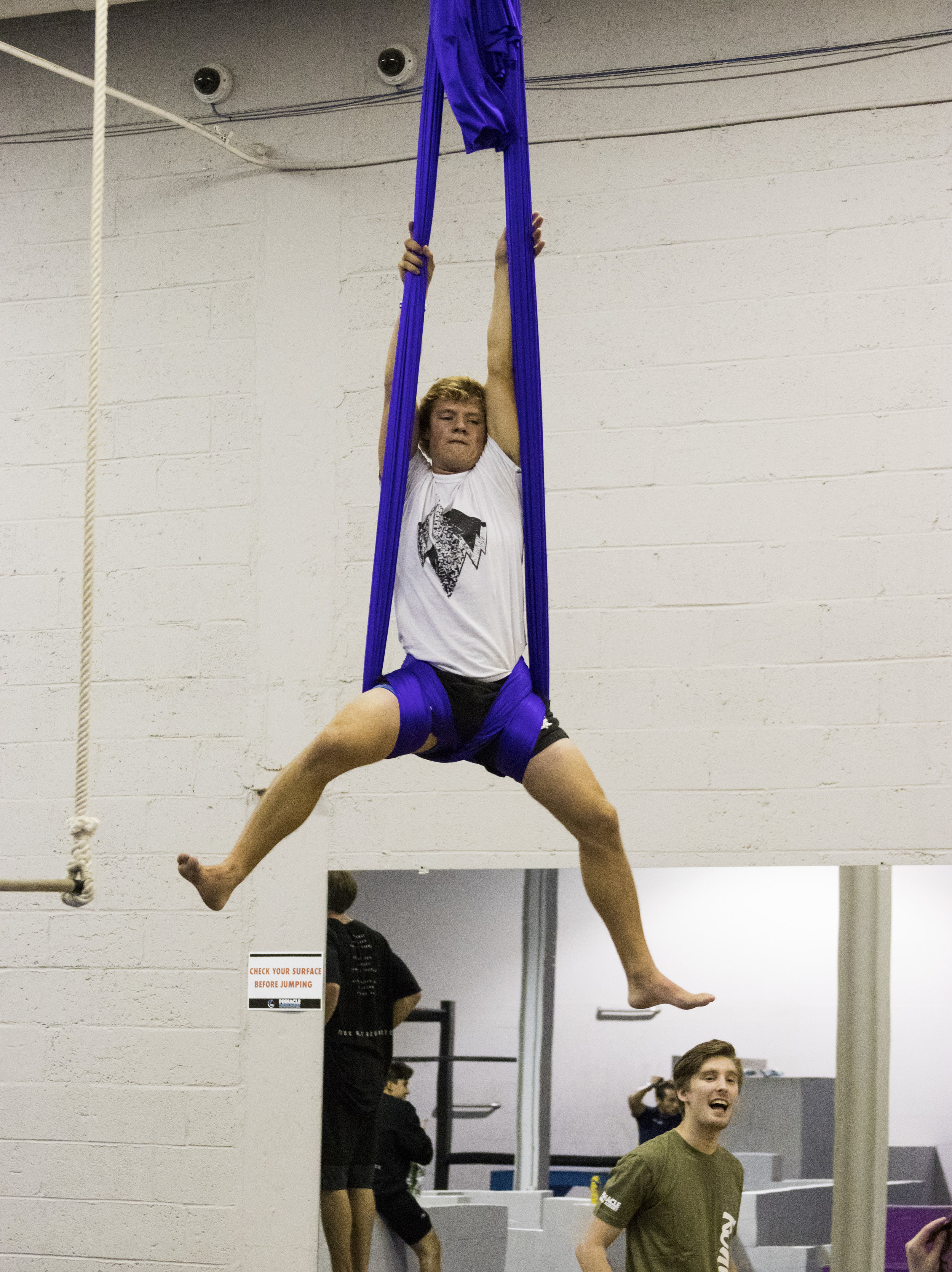 Aerials Silks is for Everyone!