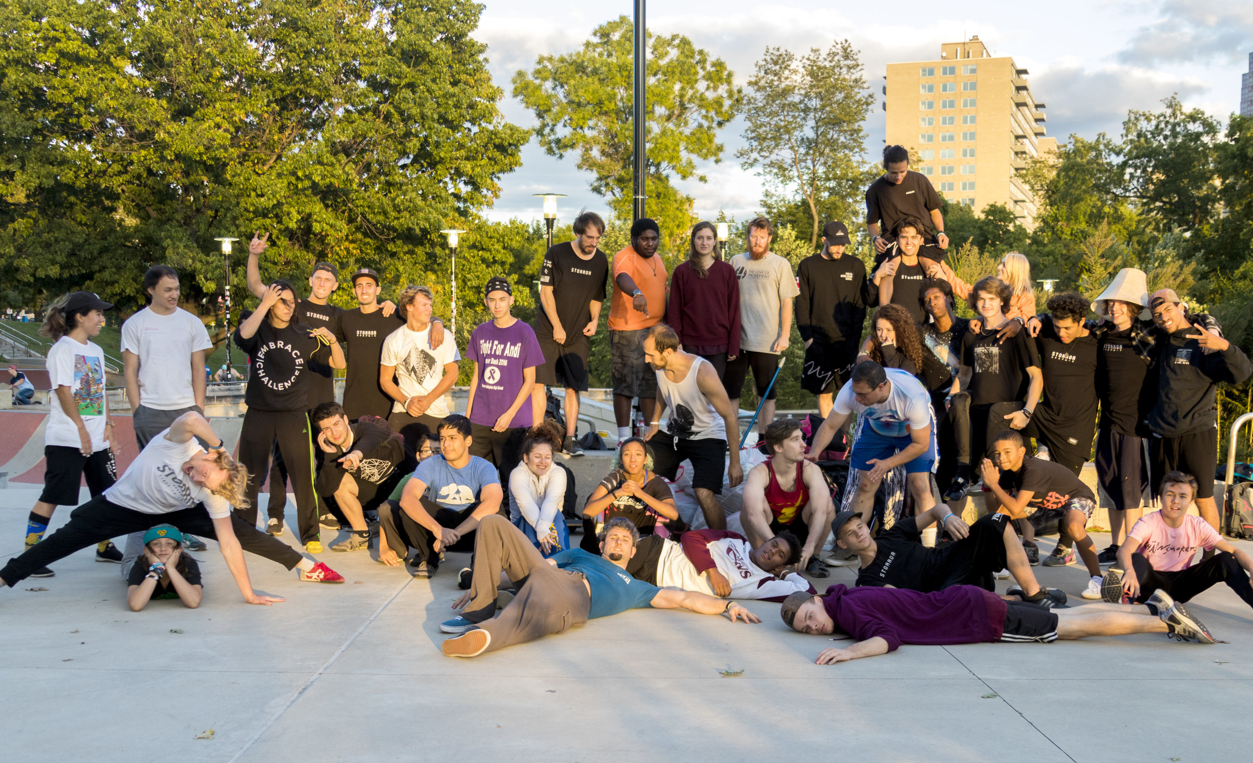 Philadelphia National Jam 2017 Group Photo