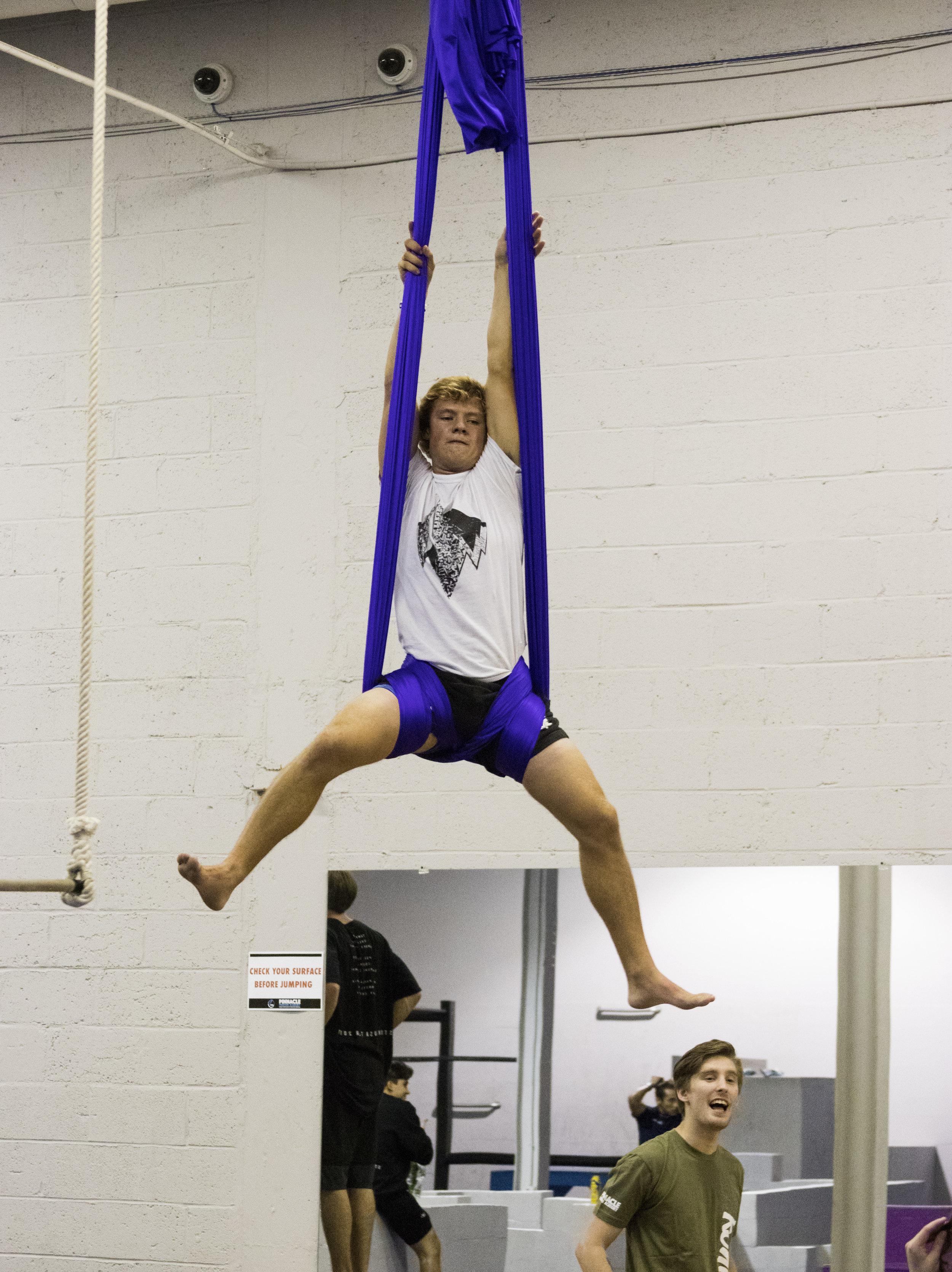Aerial Silks is for Everyone!