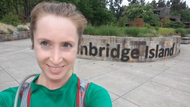 Laura Goodfellow: The Transit Oriented Runner