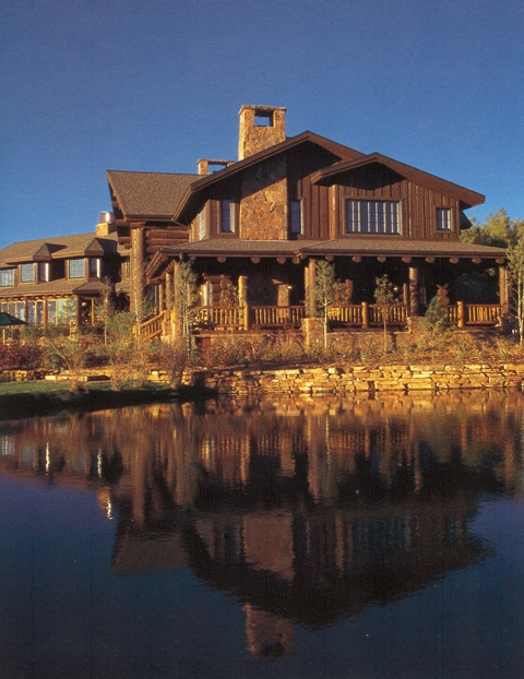 We specialize in mountain and modern architecture...and creating the home that could only be yours. -