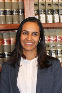 Professor Pooja Dadhania -