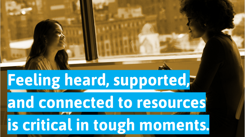 Feeling heard, supported, and connnected to resources is critical in touch moments. .png