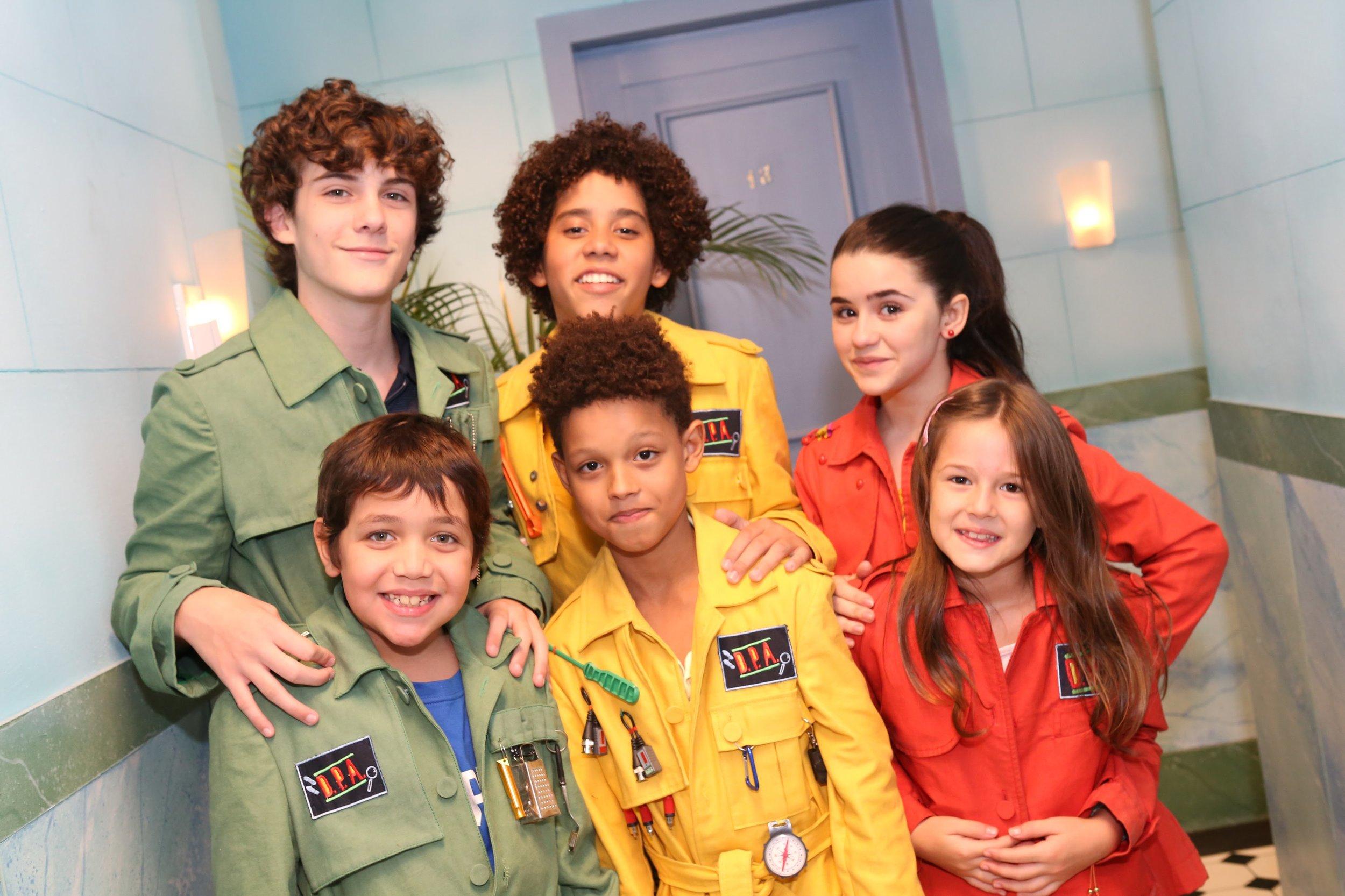 Detetives do Prédio Azul - Direção-geral das oito primeiras temporadas.