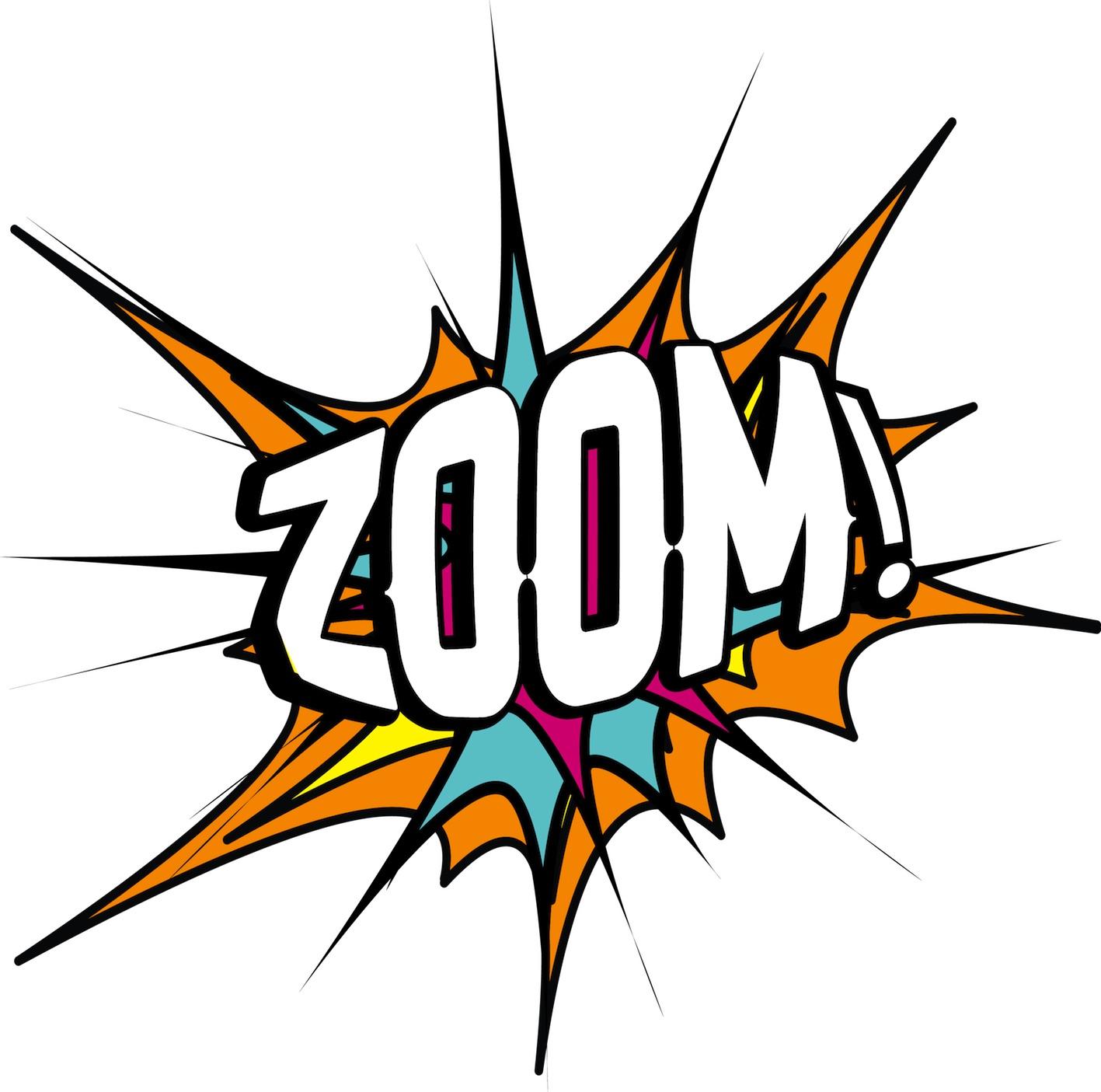 Zoom! Logo