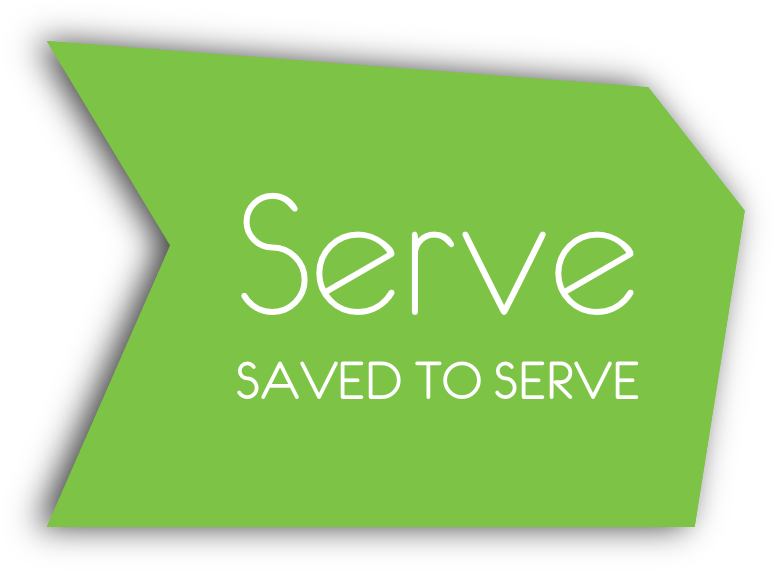 Serve - Saved to Serve