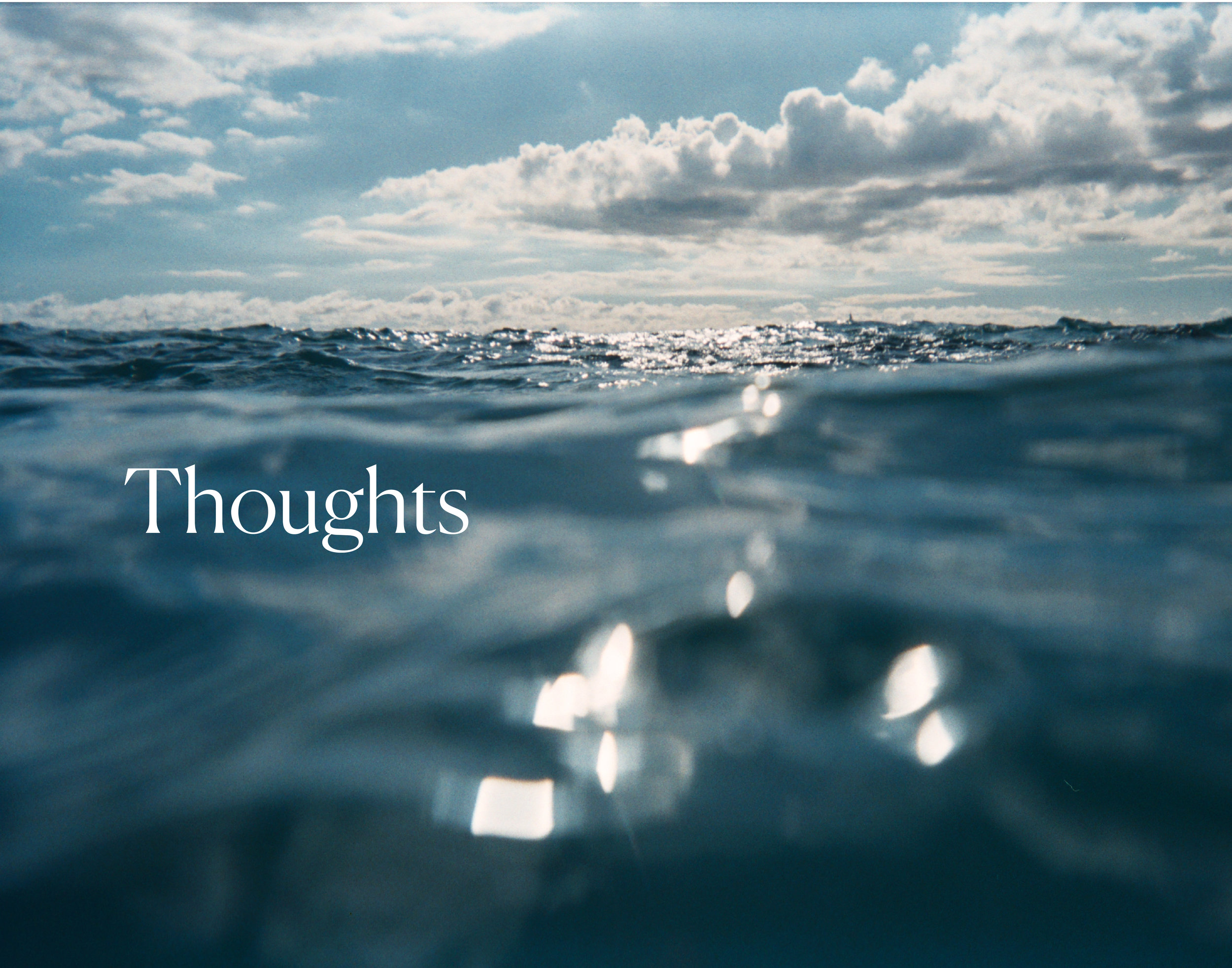 Thoughts - courtneychew.com