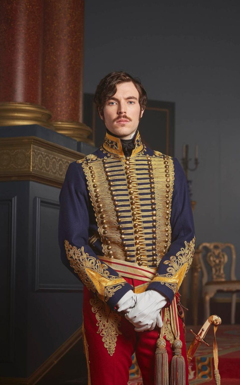 let she who is without a crush on Prince Albert cast the first stone…