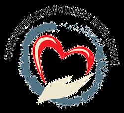 Helene Williams - Lancaster Community Reiki Clinic - Reiki Clinic Logo
