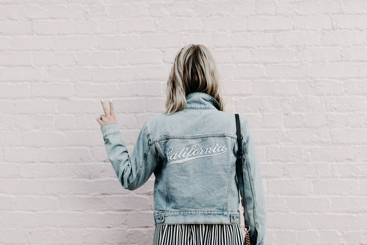 california jean jacket