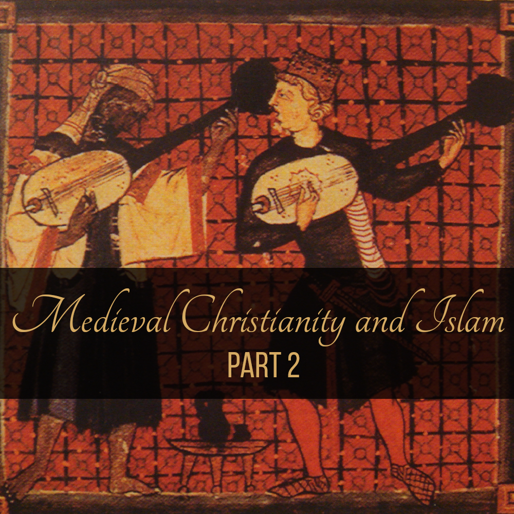 Ep. 12: Medieval Christianity and Islam Pt. 2 - On this episode Gerhard Stübben talks about his area of research: what medieval and early modern Christians said about Islam.