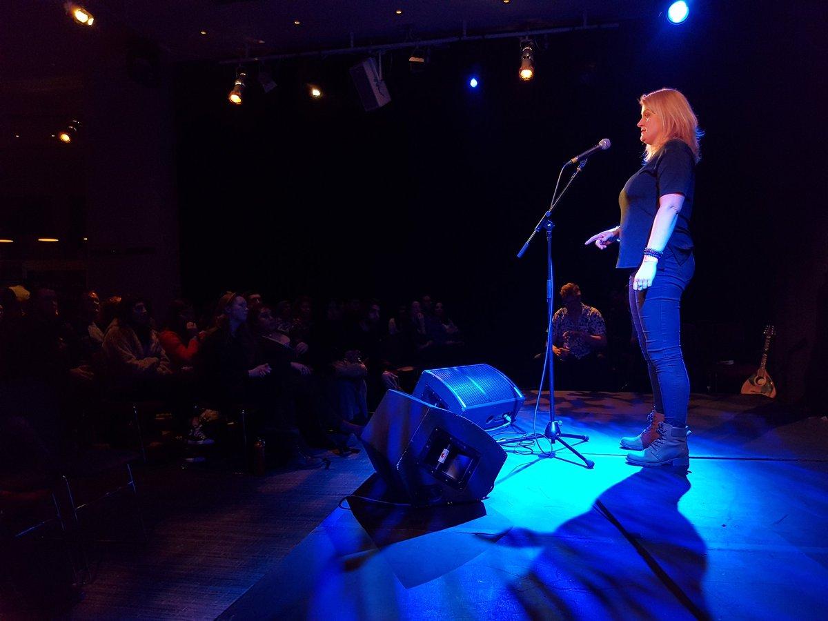 Hammer & Tongue National Poetry Slam at the Albert Hall 2018