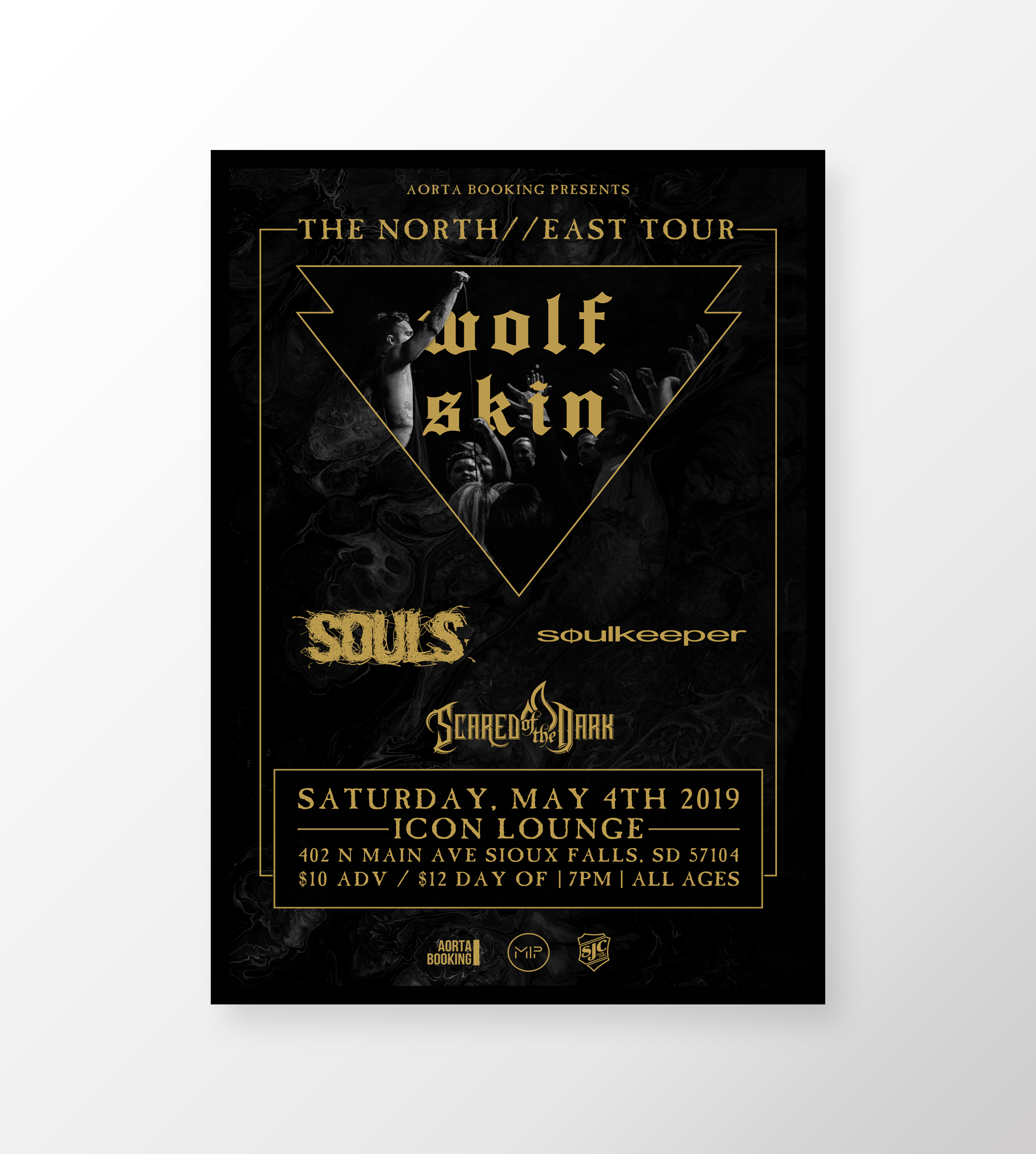 Wolf Skin Northeast Tour Flyer - Hometown Show Mockup.jpg