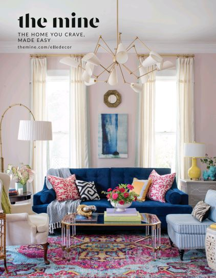 Elle Decor, Ad - Project Manager and Assistant Stylist to Lead Designer, Eddie Ross