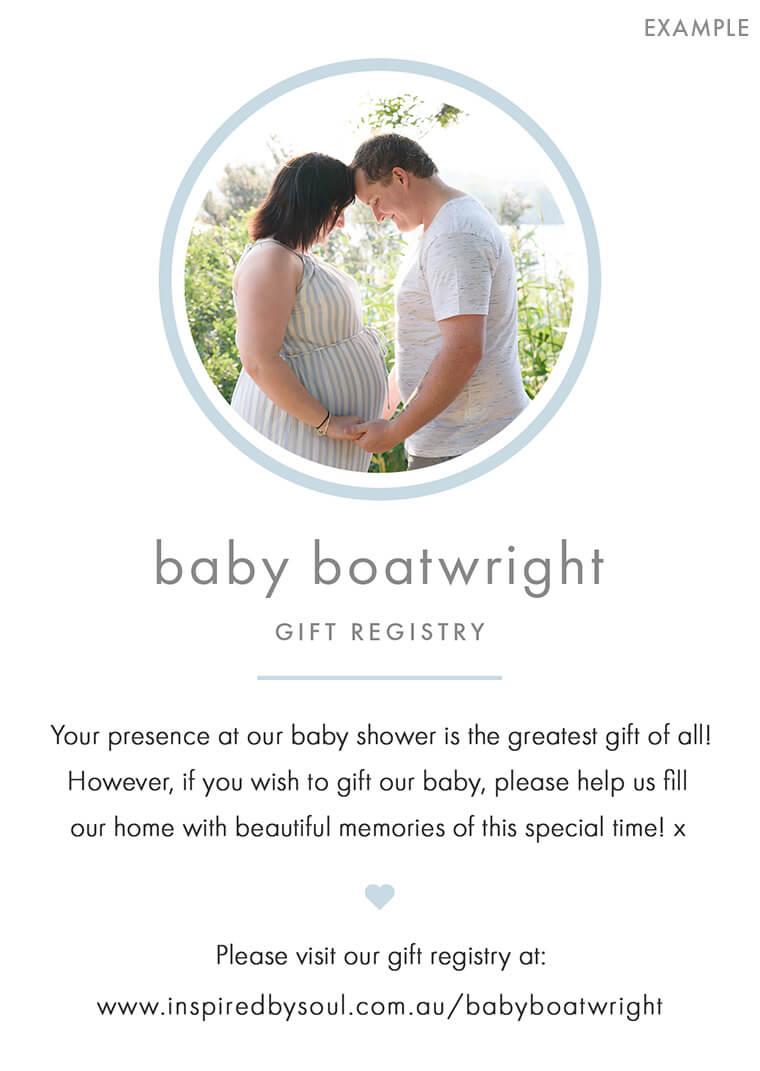 newborn photography gift registry hobart tasmania