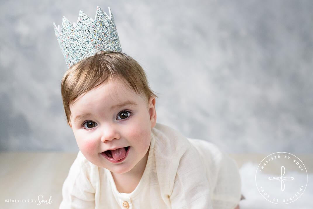 baby infant photographer hobart tas