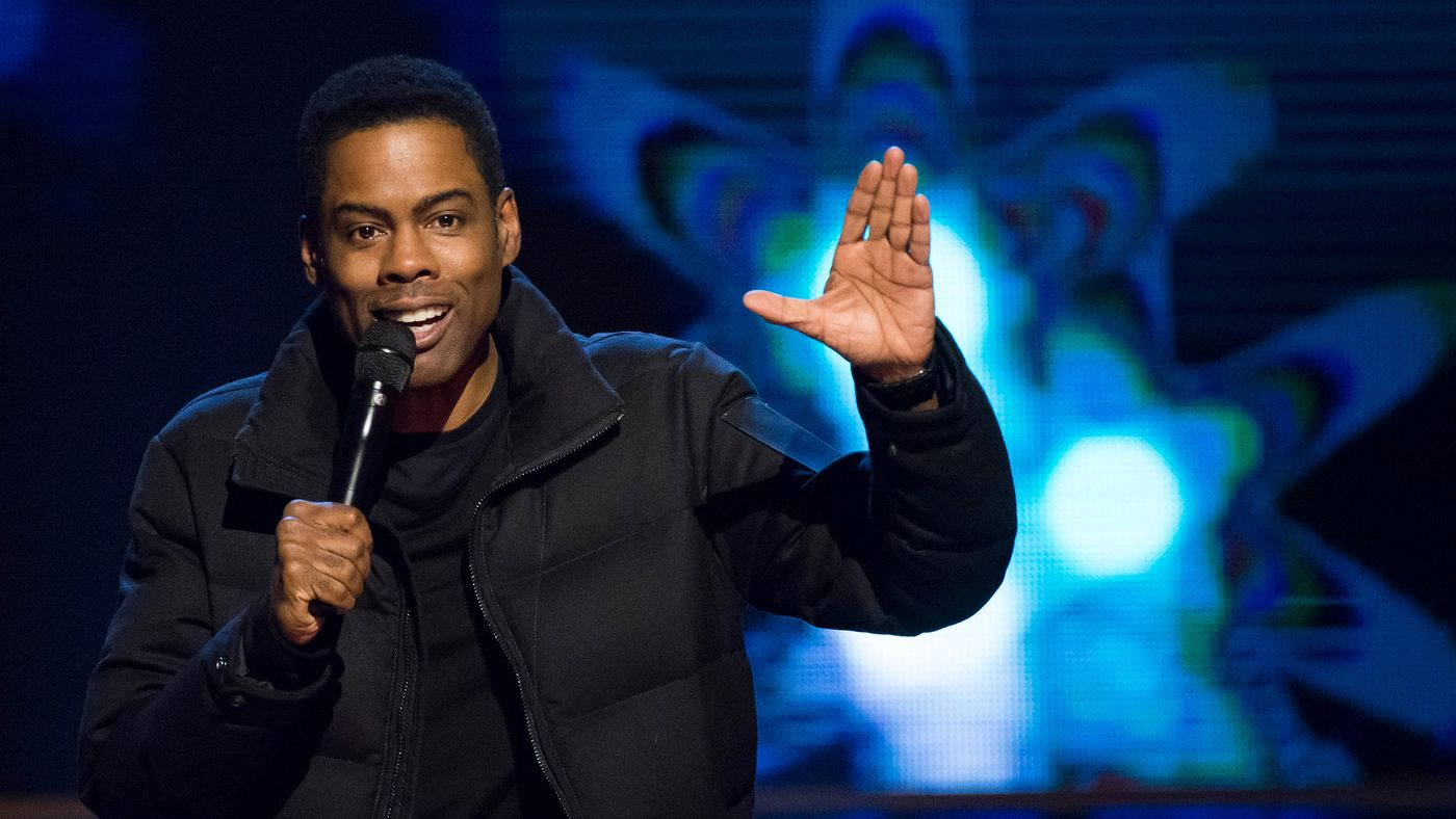 Every time a black person is killed by police, Americans search for Chris Rock - Every time a high-profile police shooting of a black person occurs, google searches for a Chris Rock skit called