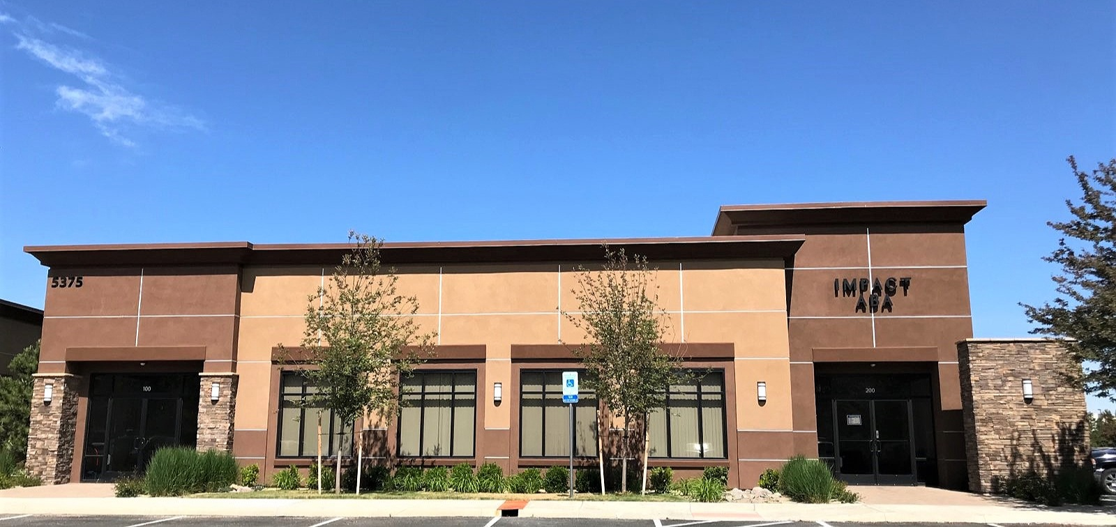 Our Clinic - We have over 4100 square feet of clinic space (full building) in South Reno.
