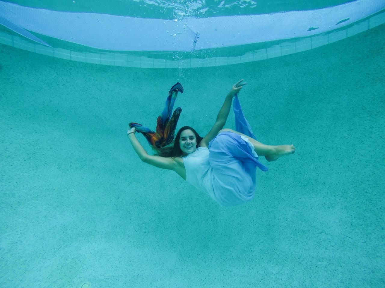 30 birthday mermaid pool photos