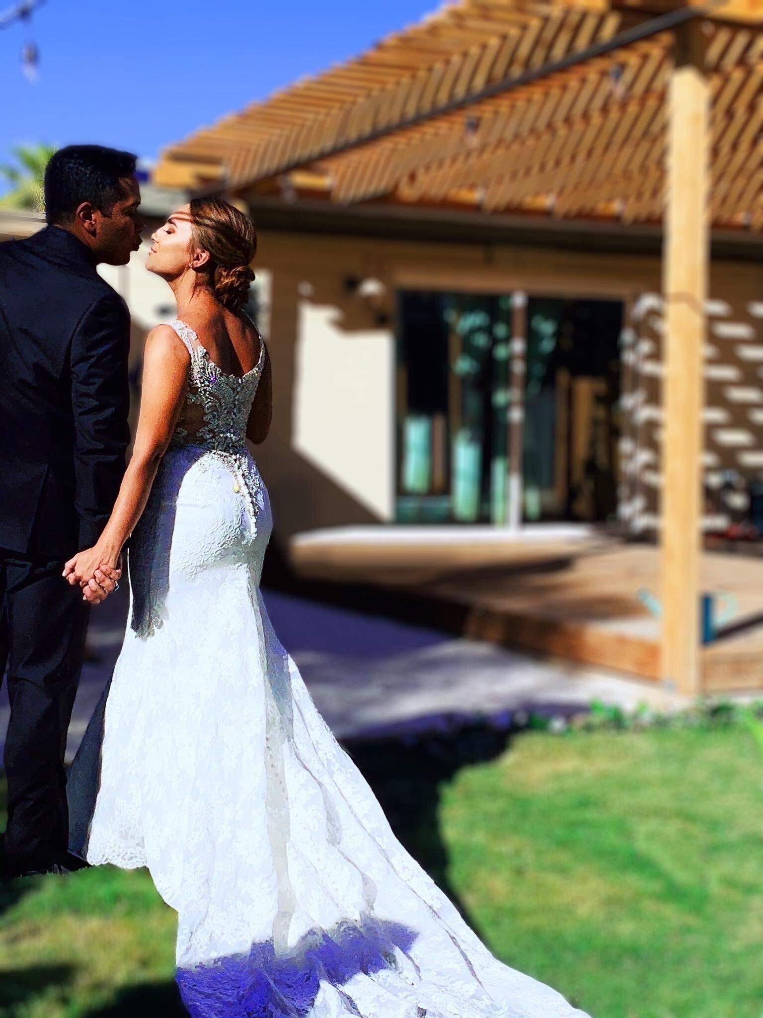 Finding AZ Wedding Ceremony