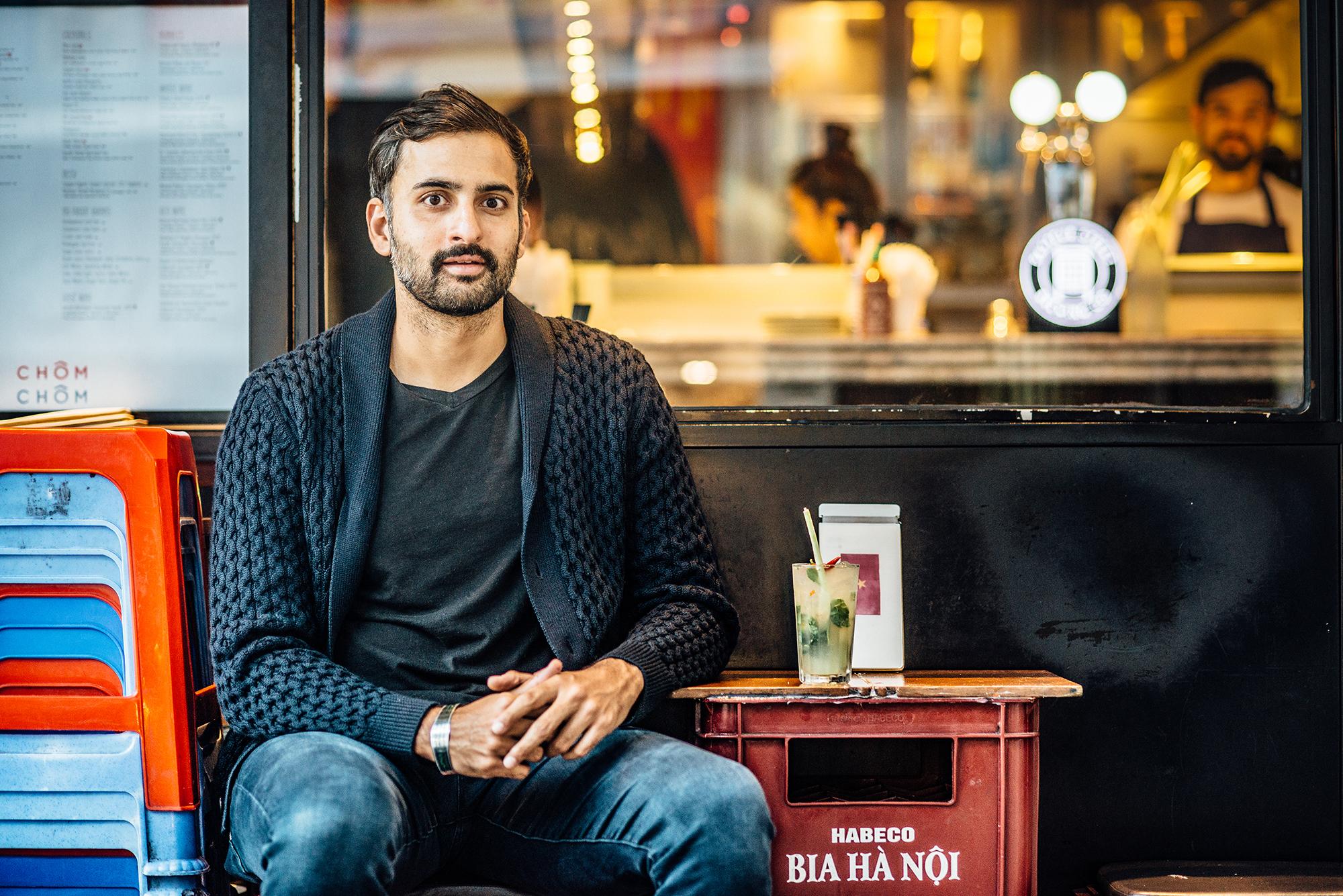 Syed Asim Hussain | Food's Future Summit — Food's Future Global
