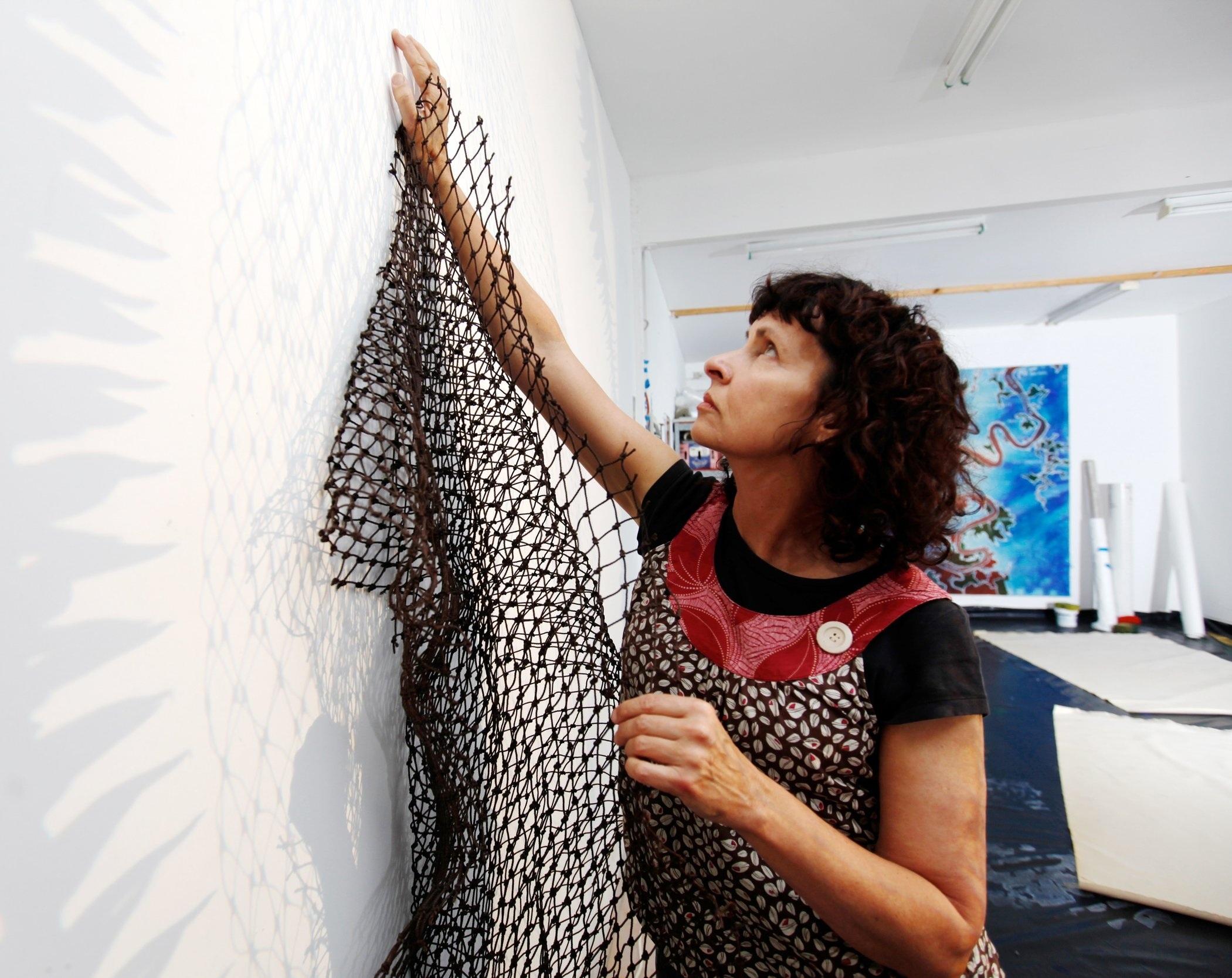 Judy Watson - Brisbane, Australia