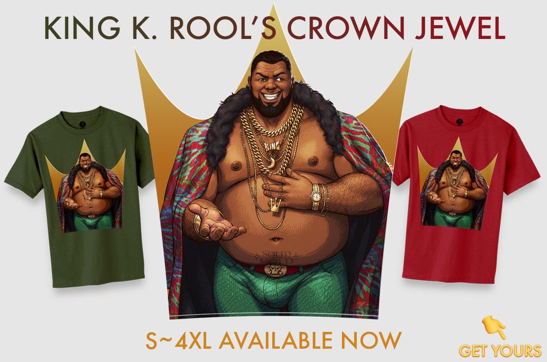 King K Rools Crown Jewel