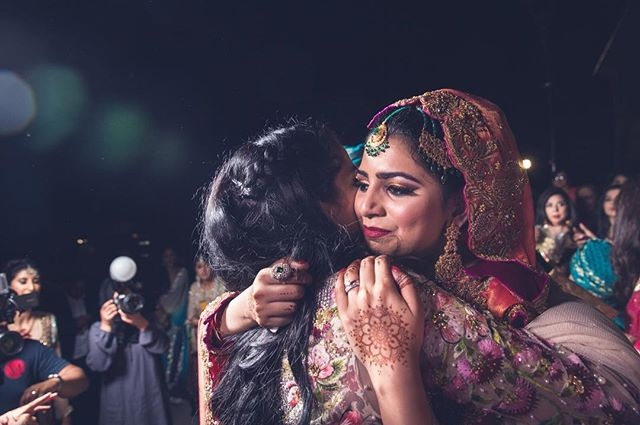 A #hug is like a #handshake from the #heart #love #ruksathi  #lovemyjob #gold #orange #offcameraflash #picoftheday #asianwedding #asian #wedding #weddingdress #opusultanphotography #osp #bridal #bridalinspiration